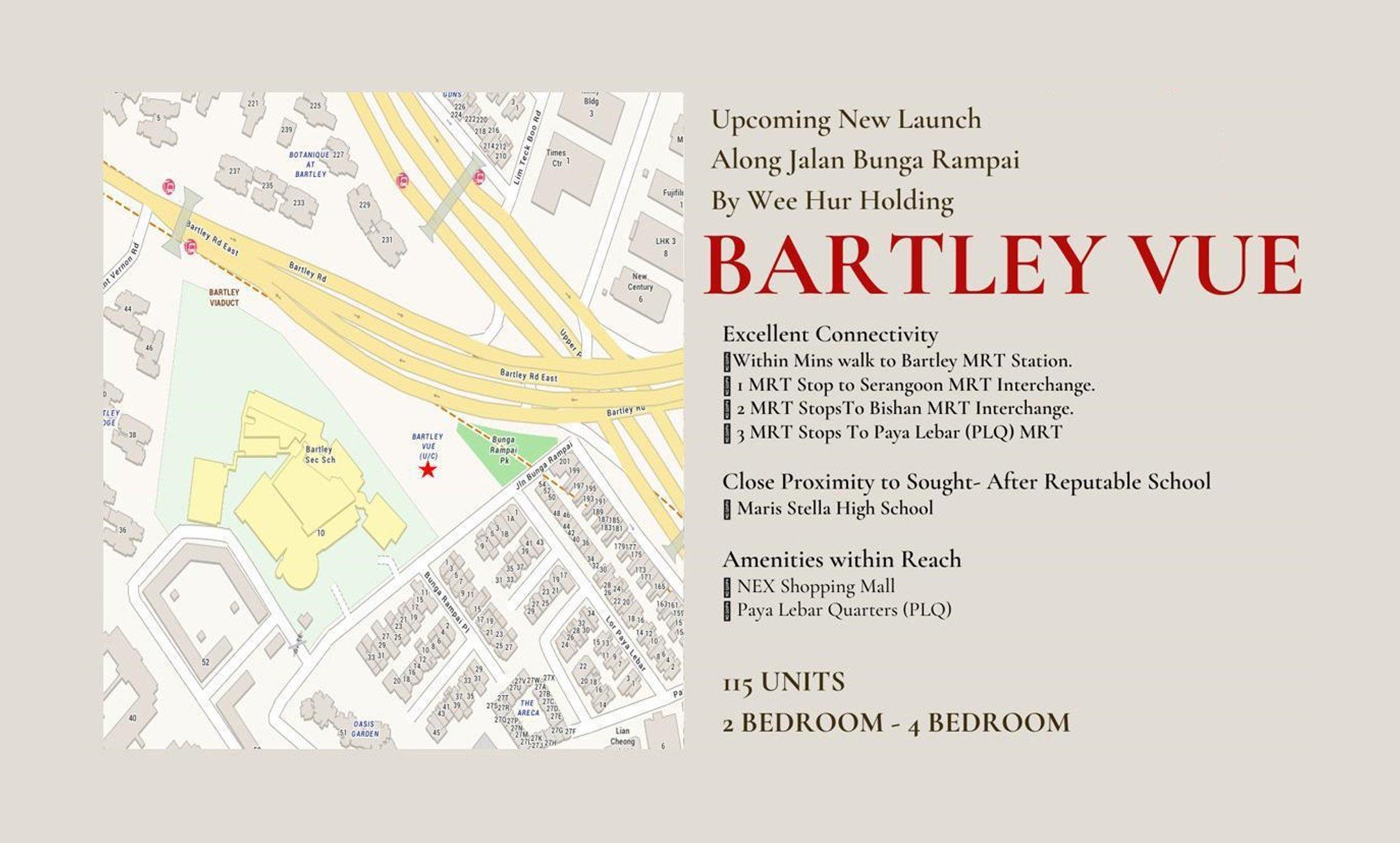 bartley vue launching soon